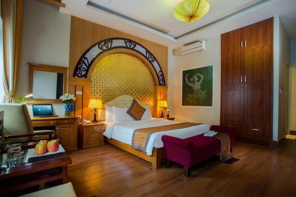 Địa chỉ Khách sạn gần bệnh viện Bạch mai_ 78 Giải phóng 1