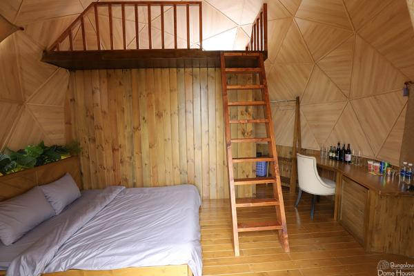 Dome House Bungalow 2