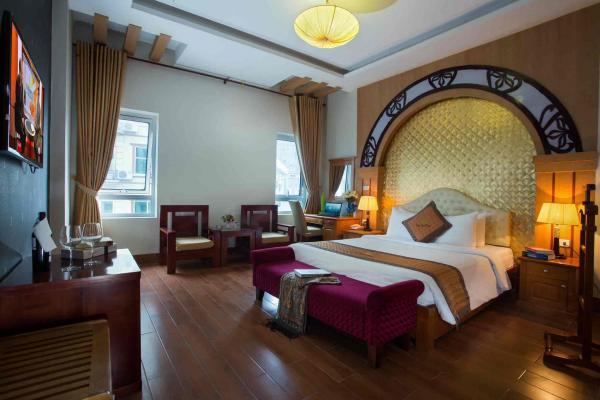 Địa chỉ Khách sạn gần bệnh viện Bạch mai_ 78 Giải phóng 3