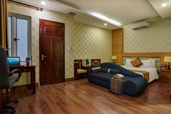 Địa chỉ Khách sạn gần bệnh viện Bạch mai_ 78 Giải phóng 2