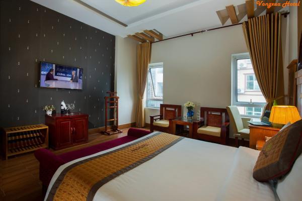 Khách sạn Vọng xưa - khách sạn gần trường đại học xây dựng hà nội 1