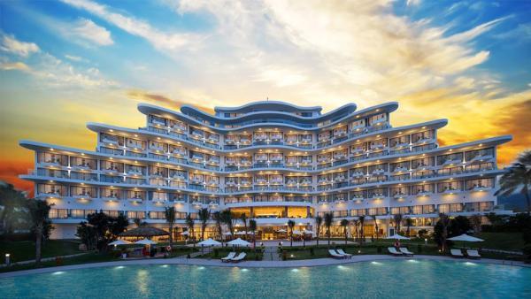 Sale Sập Sàn - Riviera Resort Cam Ranh 1